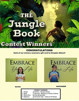 junglebook contest winners small