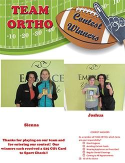 team orthodontics winners small