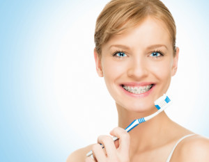 Orthodontist Flossing tips
